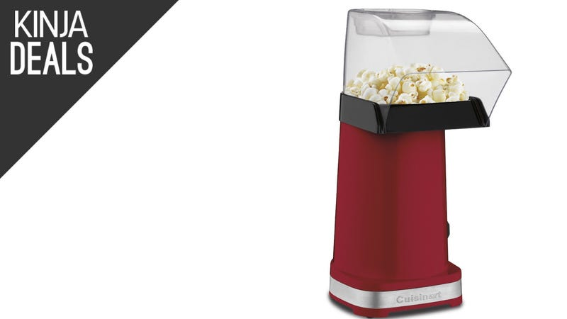 Illustration for article titled Cook Delicious, Oil-Free Popcorn in Minutes With This $28 Air Popper