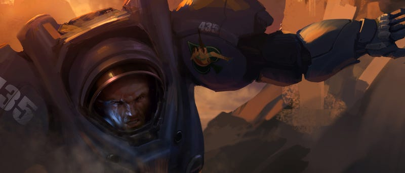 Illustration for article titled Blizzard Making Its Own Starcraft II Mods