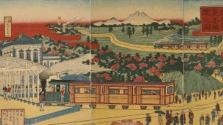 Illustration for article titled A brief history of Japan's vintage railways