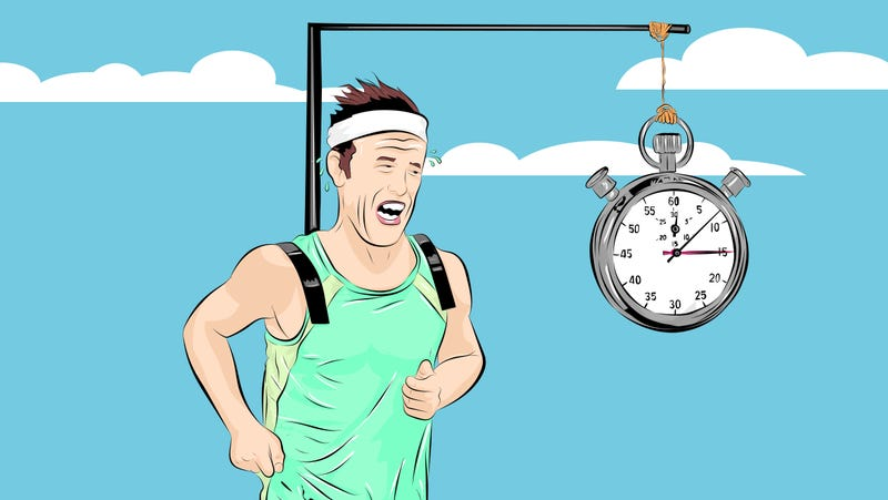 Should You Measure Your Running in Minutes or Miles?