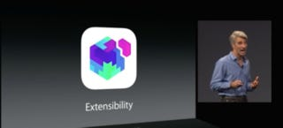 Illustration for article titled iOS 8 Apps Will Finally Be Able to Work Together