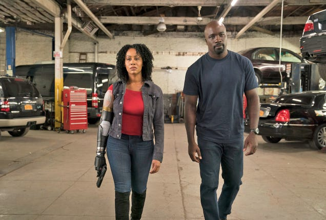 Luke Cage Season 2: The Good, The Bad, The Ugly