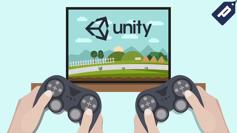 Illustration for article titled Learn Unity And Build Your Own Games With This $39 Training Bundle
