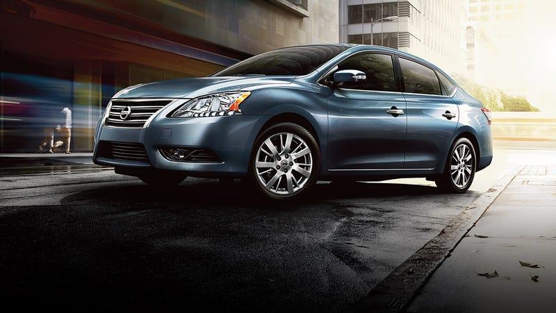 Illustration for article titled NHTSA Investigating 2013-14 Nissan Sentras for Brake Issue