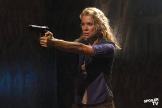 Illustration for article titled The Walking Dead Episode 3.08 Promo Photos