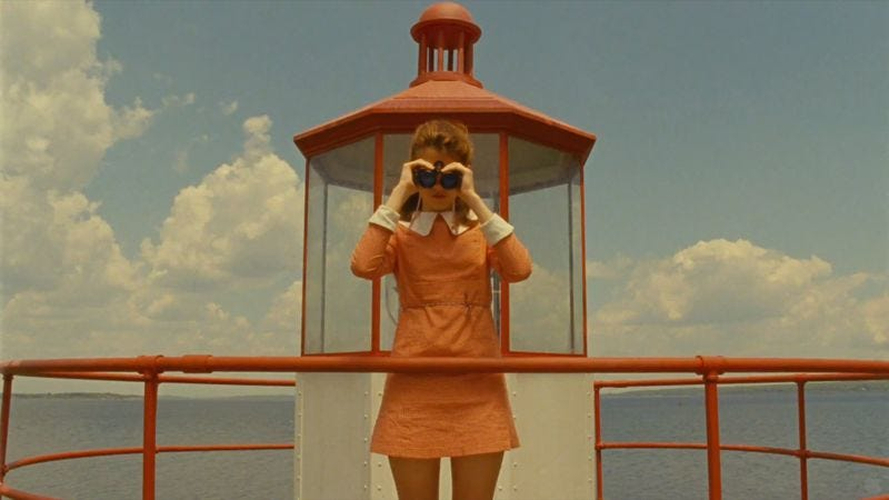 Illustration for article titled Get centered with this supercut of Wes Anderson's symmetrical compositions