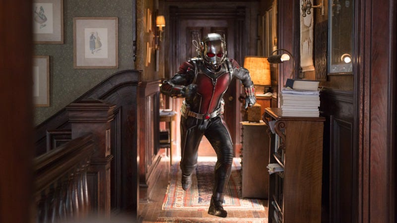 Illustration for article titled Ant-Man leaves many unanswered questions, large and small