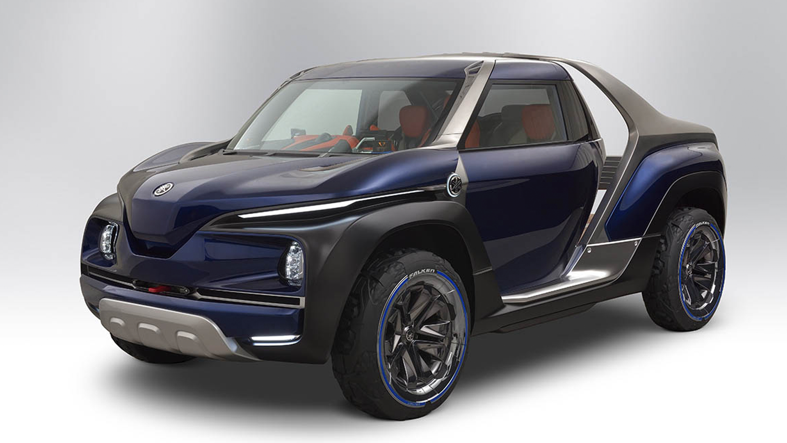 Yamaha s cross hub little truck concept is a wonderful vehicle i know deep down we ll never get