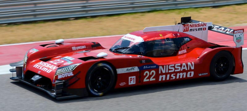 Illustration for article titled The Nissan LMP1 Won't Be Racing At All Until It's Fast Enough