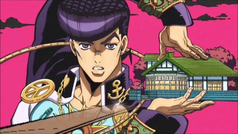 Illustration for article titled I Was Wrong About Diamond is Unbreakable
