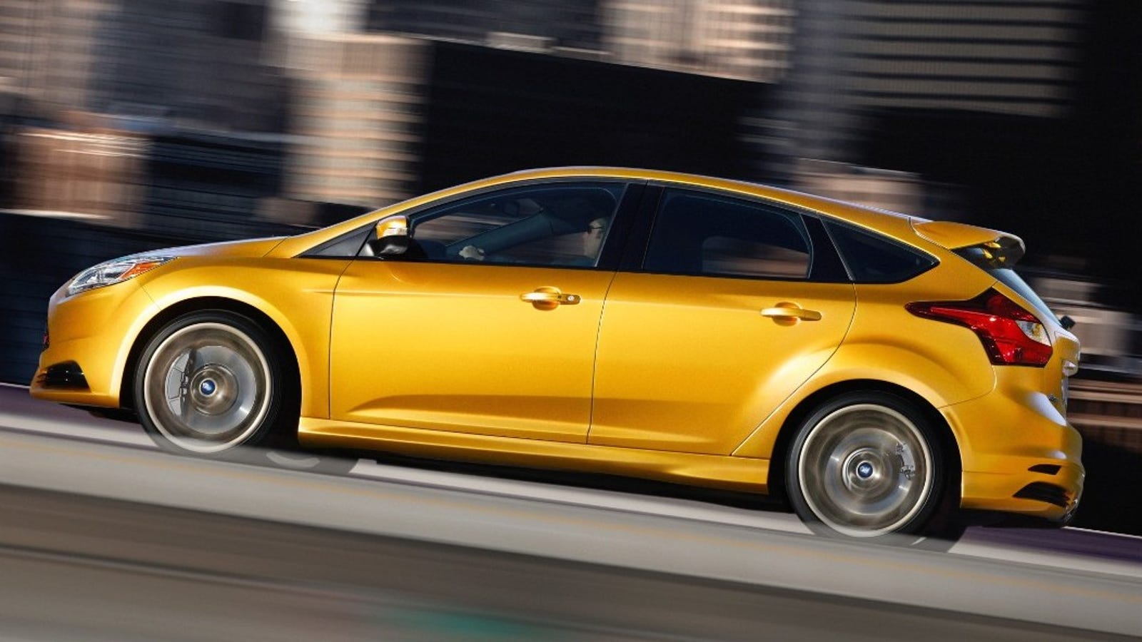 Ford Focus St The Ultimate Buyers Guide 2014 Crankshaft