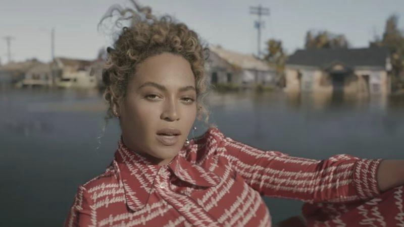 (Screenshot: Beyonce.com)