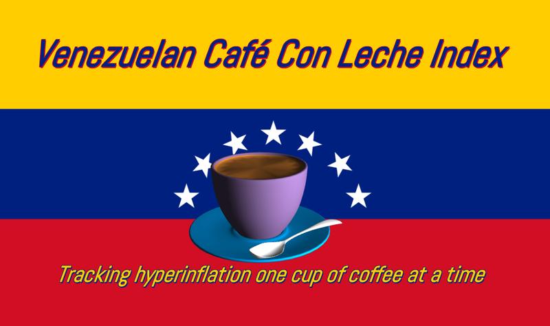 Illustration for article titled La inflación galopante en Venezuela obliga a introducir un nuevo índice: el café con leche