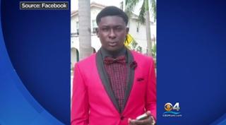 Johnny Lubin Jr.CBS Miami Screenshot