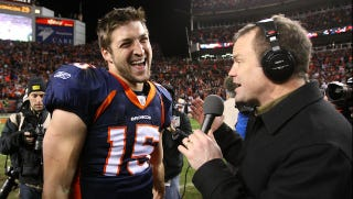 Illustration for article titled The Steelers Overestimated Tim Tebow Before They Underestimated Him