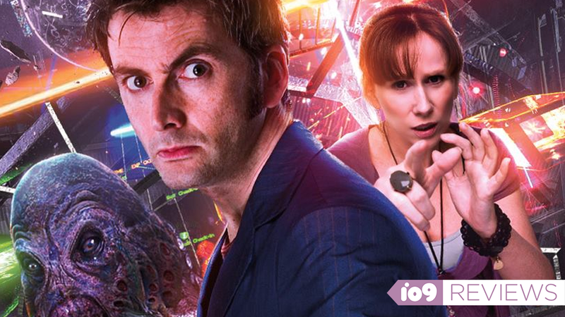 Illustration for article titled The Best Doctor Who Stories of 2016 Will Never Be on TV