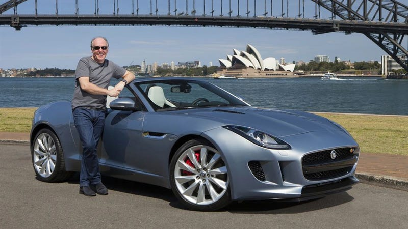 Illustration for article titled The Jaguar F-Type Isn't Getting A Manual Transmission... Yet