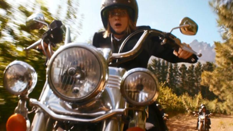 "Image result for Spyfall bike chase"""