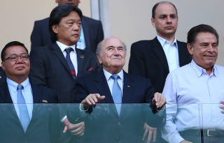 Illustration for article titled FIFA's Corruption Report Is Being Kept Secret For Very Dumb Reasons