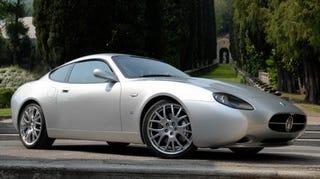 Illustration for article titled More Photos: Maserati GS Zagato at Villa d'Este