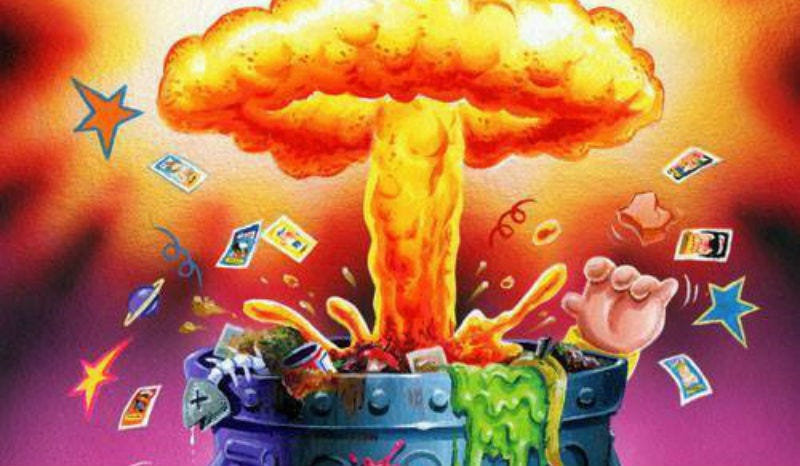 Illustration for article titled There's a Garbage Pail Kids Documentary Coming Out and It Looks Awesome