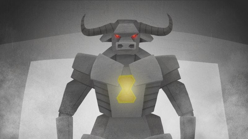 Illustration for article titled Abstinence-Only Education Is As Doomed To Fail As The Robo-Chronotaur Built To Fight The Chronotaur In My Screenplay 'Chronotaur: Labyrinth Of Time'