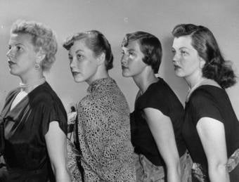 Illustration for article titled The Way We Were: Life Magazine Photos Of Women In The 1940s