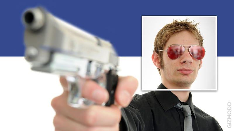 Illustration for article titled Stupid Criminals Get Caught After Stupidest Facebook Mistake Yet