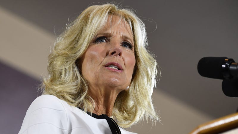 Illustration for article titled Jill Biden Urges Democratic Voters To Ignore Which Candidates Are Mentally Sharp Enough To Finish Complete Sentences For Good Of Party