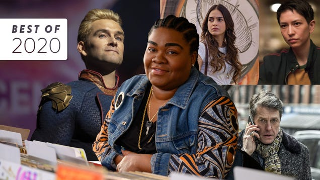 The Best TV Performances of 2020