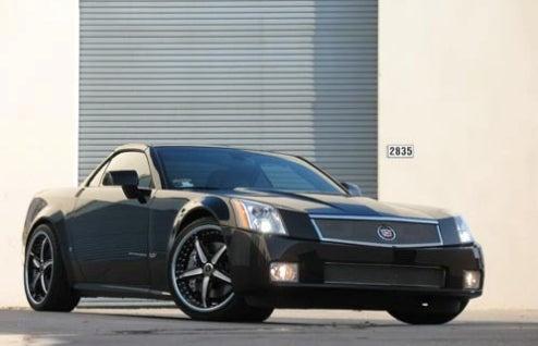 d3 tuned xlr v cranks out 600 hp brake upgrades highly recommended rh jalopnik com Black 2005 Cadillac XLR 2007 Cadillac XLR Roadster