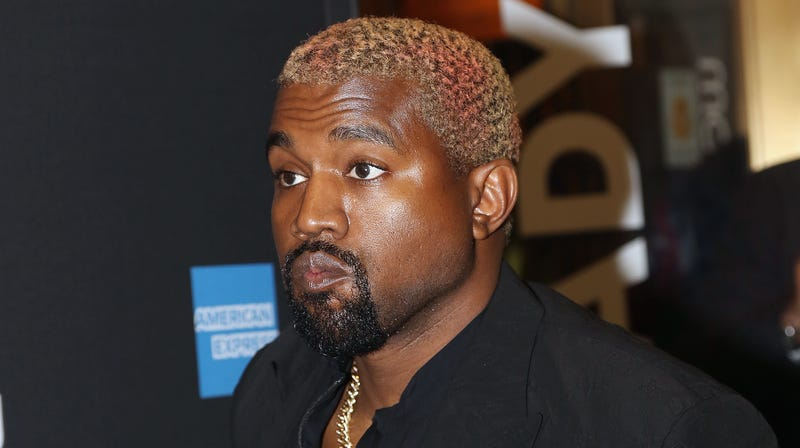 Illustration for article titled Kanye goes to Broadway show, still manages to piss people off
