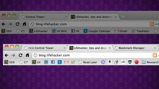 Illustration for article titled Clean Up Your Browser Bookmarks Bar by Getting Rid of the Site Titles