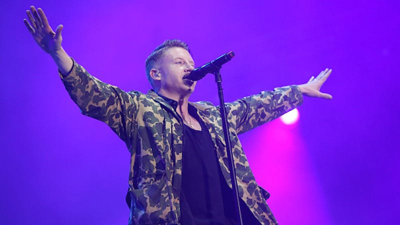 Illustration for article titled High School Turns Down Macklemore Visit, Surprisingly Not Because He's a Cheeseball