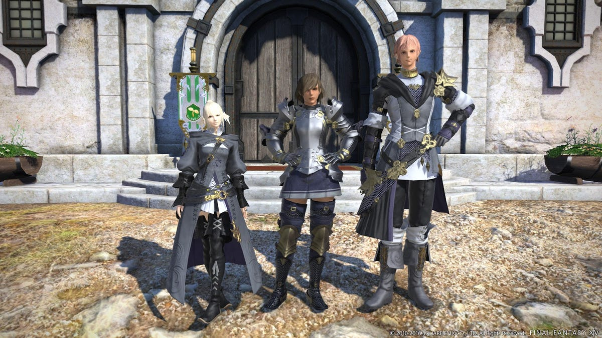 How To Get Into Final Fantasy XIV In 2019