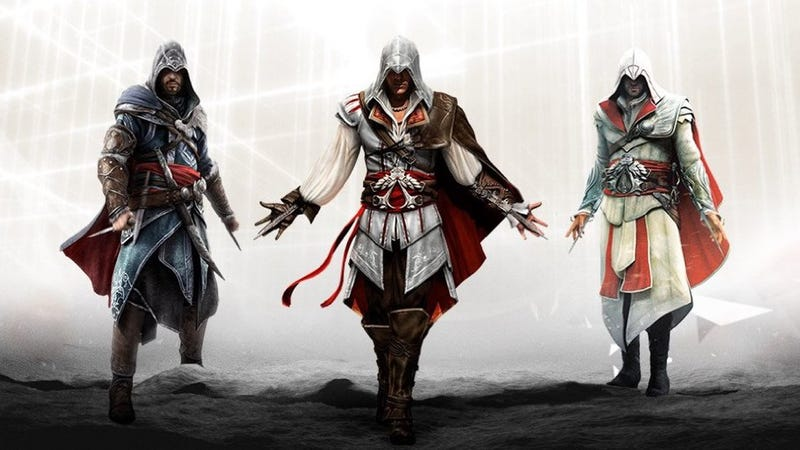 Assassin's Creed: The Ezio Collection, $30