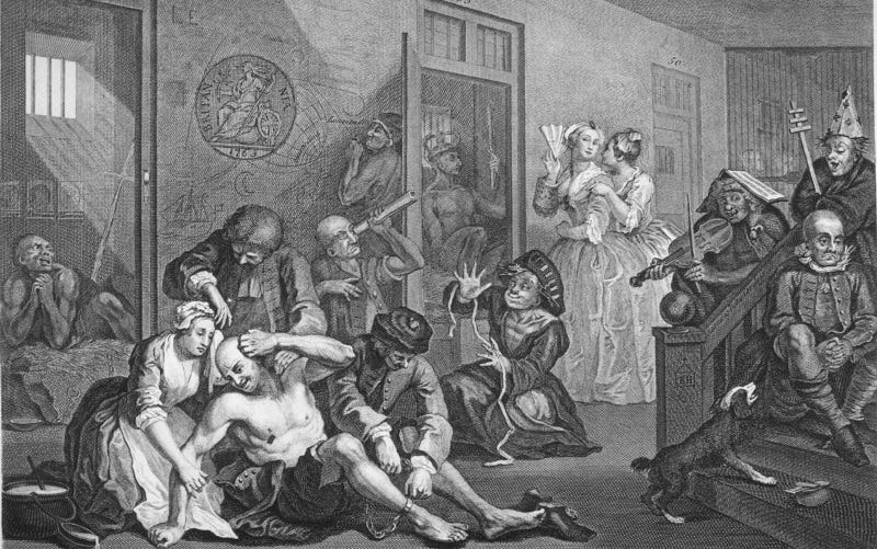 Illustration for article titled Can You Spot A Potshot At A Scientific Theory In This Famous Painting?