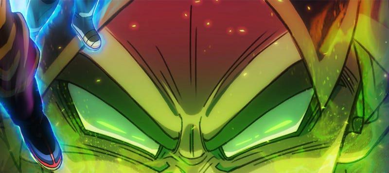 Illustration for article titled Las mejores teorías sobre el regreso de Broly, el villano épico de la nueva película de Dragon Ball Super