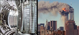 Illustration for article titled 9/11 Twin Tower Collapse Provides Data For Building Better Fusion Reactors