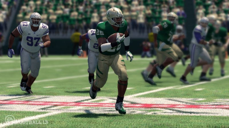 Illustration for article titled Overlooked School Says Their Fight Song Can Be Patched Into NCAA 13