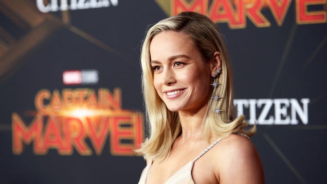 How to Work Out Like a Superhero, According to Brie Larson s Trainer