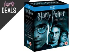 Illustration for article titled Harry Potter and the 11-Disc Collection, Frozen Planet [Deals]