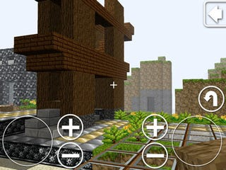 Illustration for article titled Minecraft for iPhone Briefly Appears, Then Disappears from iTunes