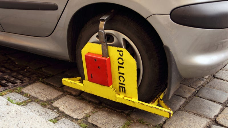 Illustration for article titled The Boot Is Back For New York's Parking Violators