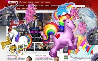 Illustration for article titled Seriously, This Has To Be Seen To Be Believed: Type In The Contra Code On ESPN.com's Home Page Right  Now (Update)