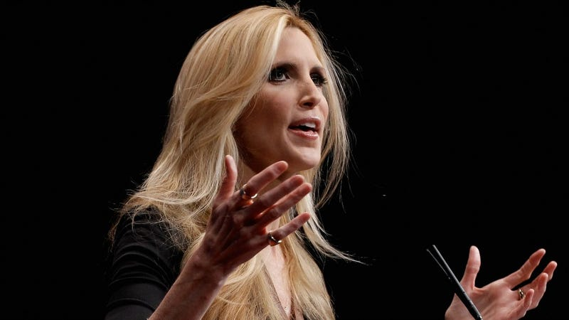 Illustration for article titled Ann Coulter's Speech At Fordham Is Cancelled After Fordham Realizes She's Ann Coulter