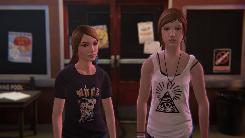 Illustration for article titled Life is Strange: Before The Storm Ep. Two Captures The Recklessness of Teenage Crushes
