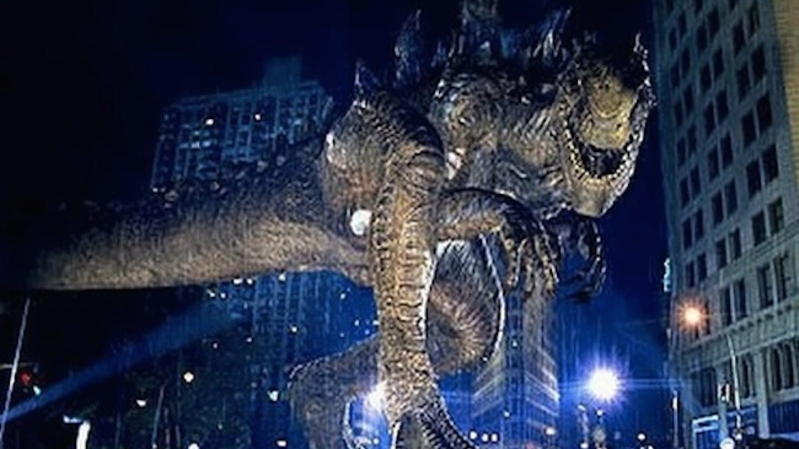 Worst Godzilla Ever: Why Japan Hated (And Murked) The '98 U S  Remake