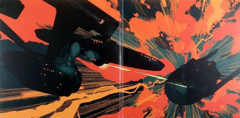 Illustration for article titled James Horner's Star Trek II: The Wrath Of Khan Score Has Never Looked Better