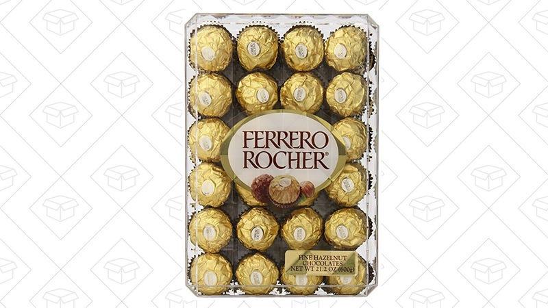 Ferrero Rocher, 48-count, $11
